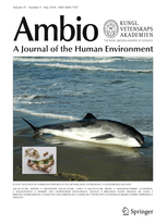 Ambio: A Journal of the Human Environment