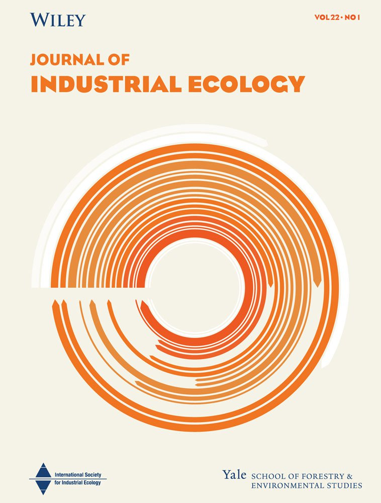 Journal of Industrial Ecology