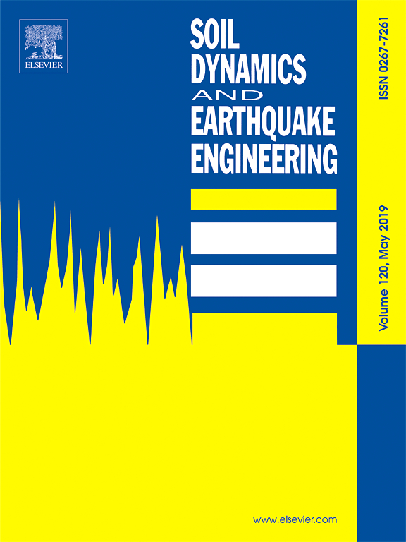 Soil Dynamics and Earthquake Engineering