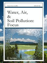 Water, Air and Soil Pollution: Focus